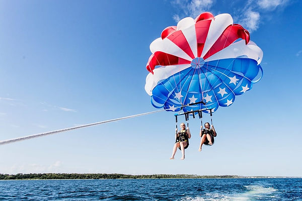 Parasailing with Radical Rides