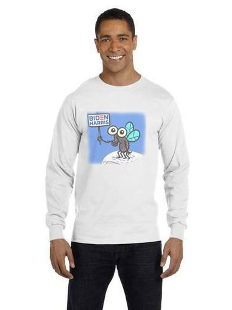 Fly To The Poll Sweatshirt