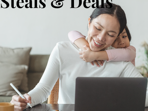 Click on these deals to help create your virtual space