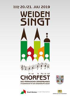 Chorfest Weiden 2019