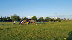 1st Annual Flag Football