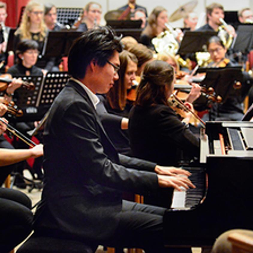 Chopin, 2. Klavierkonzert mit der Deutschen Streicherphilharmonie
