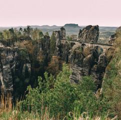 Elbsandsteingebirge Dresden
