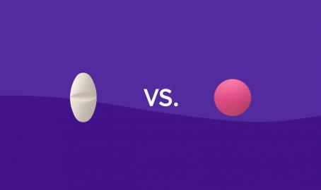 Ibuprofeno vs Panadol