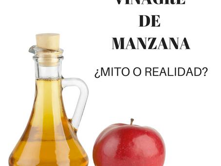 Vinagre de manzana mito o realidad?