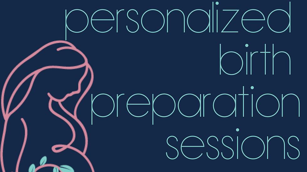 June Personalised Birth Preparation Class