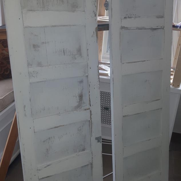 Window pannels after