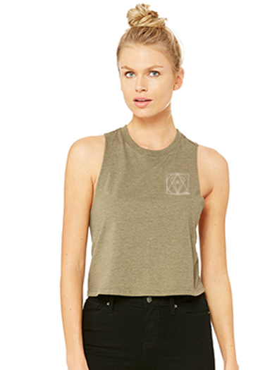 Shapes Cropped Tank