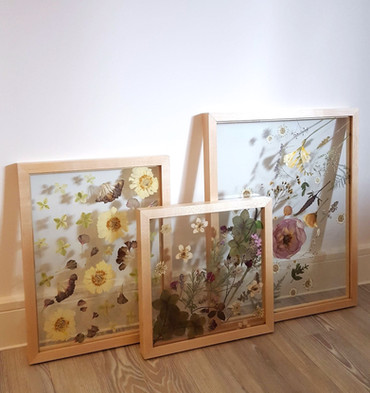 Frame options - 3 sizes