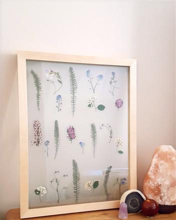 Medium Maple frame (30cm x 40cm)