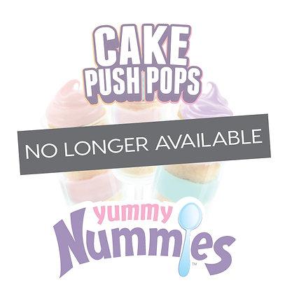 YummyNummies Cake Push Pops - Refill