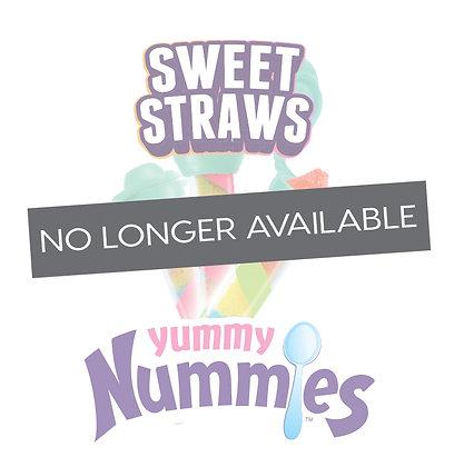 YummyNummies Sweet Straws - Refill