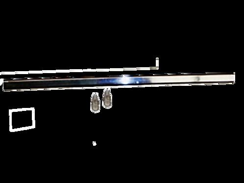 U Can Stack 900mm Wardrobe Rail (incl attachments)