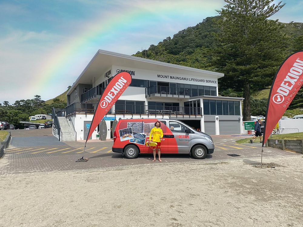 Surf Lifesaving sponsorship