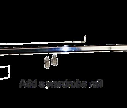 U Can Stack Wardrobe Rail 600W
