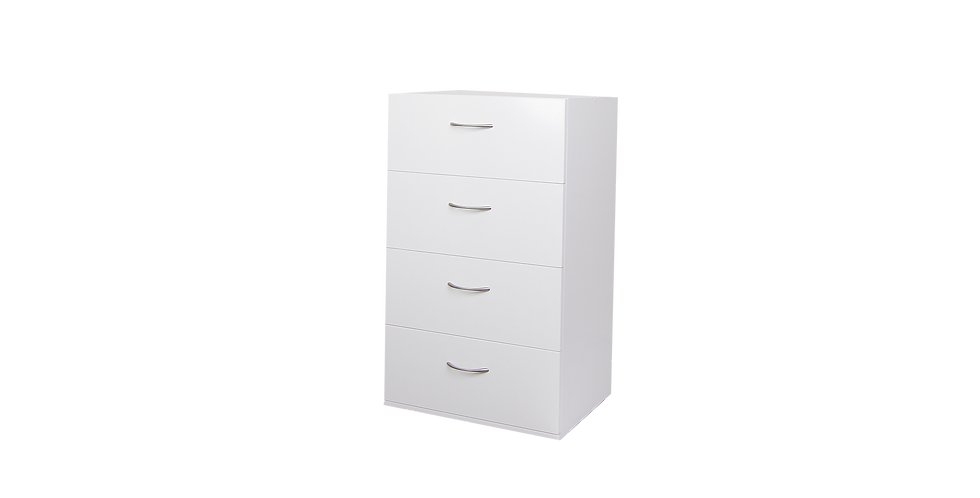 U Can Stack 4 Drawer 975Hx450Wx400D