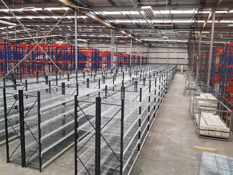 Pallet Racking a Bit Extreme? Try Ultima Longspan 2!