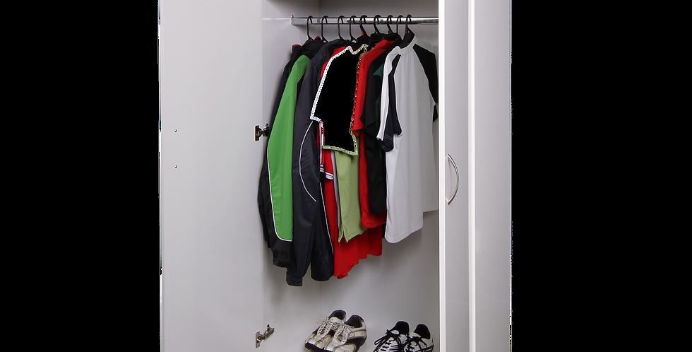 Wardrobe H1950xW900xD470