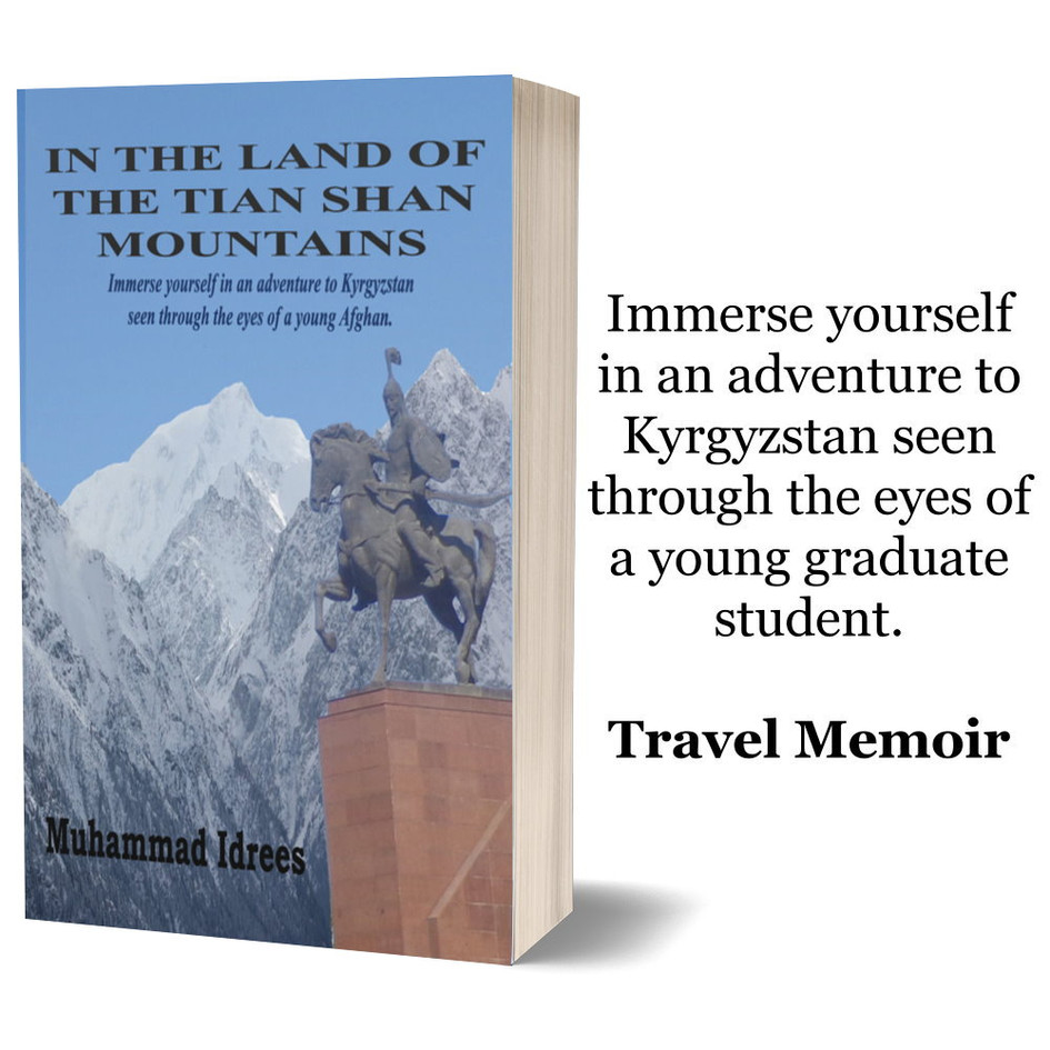 In the Land of the Tian Shan Mountains.j