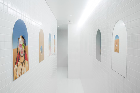 Laforet Toilet gallery