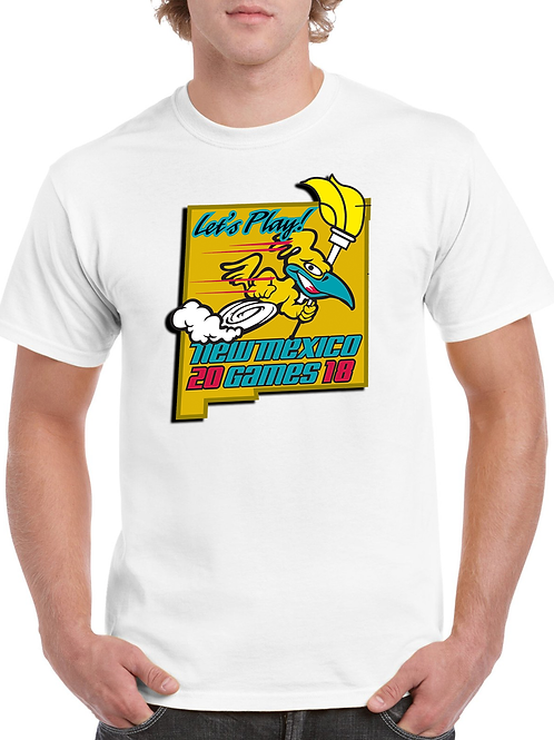 2018 New Mexico Games Athlete Shirt