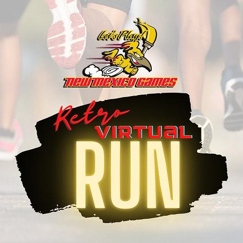 2020 Retro Virtual Run