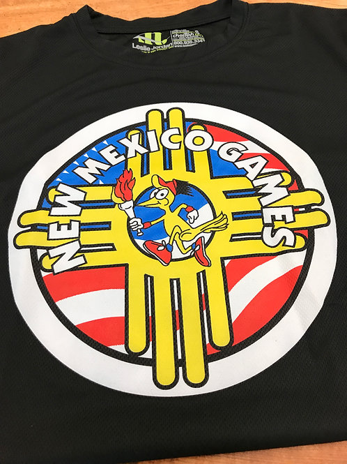 Limited Edition New Mexico Games Performance Shirt