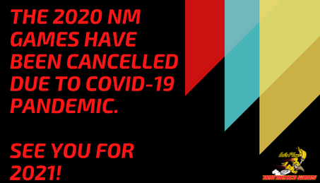 2020 NM Games Cancelled, Will Return in 2021