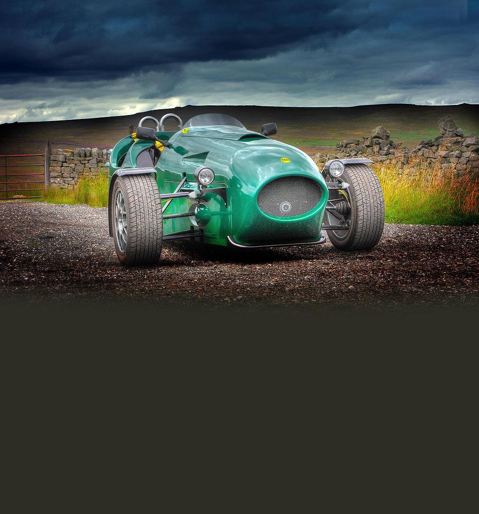 frs motorsport kit car