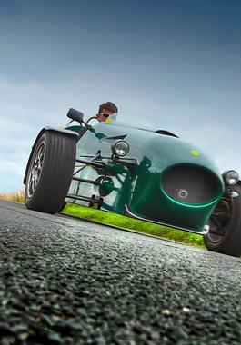 FRS MOTORSPORT TEST DRIVE