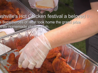Hot Chicken Festival brings the heat to East Park