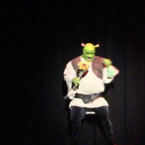 Shrek the Musical - Shrek