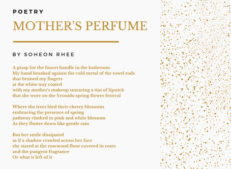 Mother's Perfume by Soheon Rhee