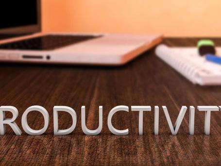 Productivity  and Rainy Days