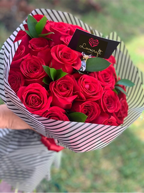 24 Rose Bouquete