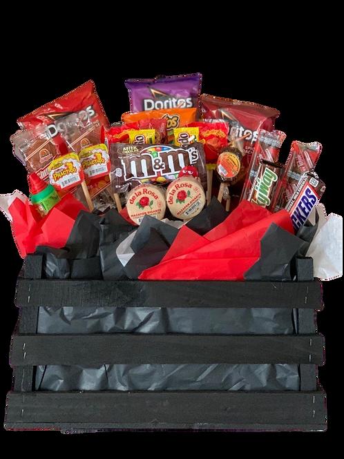 Small Snack Box