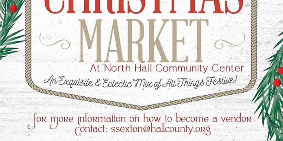 Hall County Christmas Market