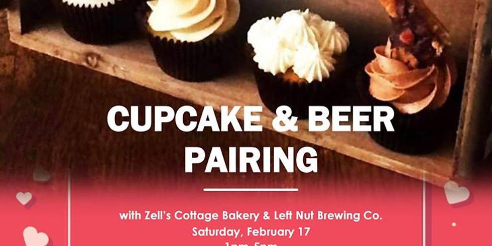 Cupcake & Beer Pairing