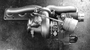 Stage 3 turbo N55