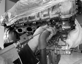 inlaat reiniging n63 motor