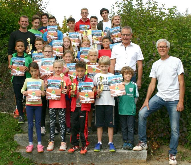 Rückblick: Tennis Gemeindemeisterschaft 2017 für Kinder & Jugendliche