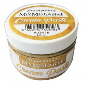 Cream Paste Metallic Gold K3P53B