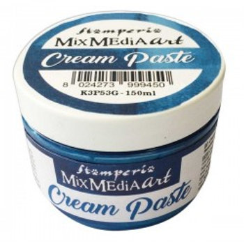 Cream Paste Metallic Blue K3P53G