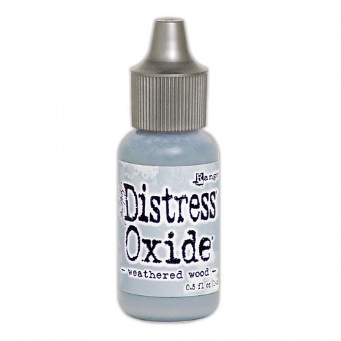 Recharge distress Oxide weathered wood