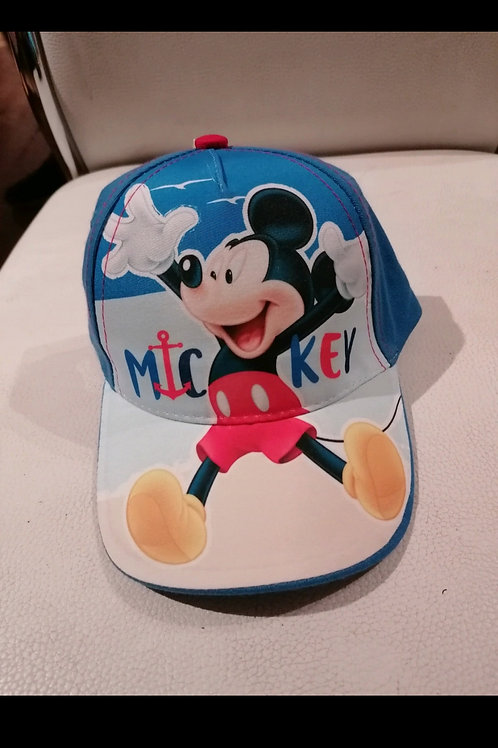 Casquette mickey heureux