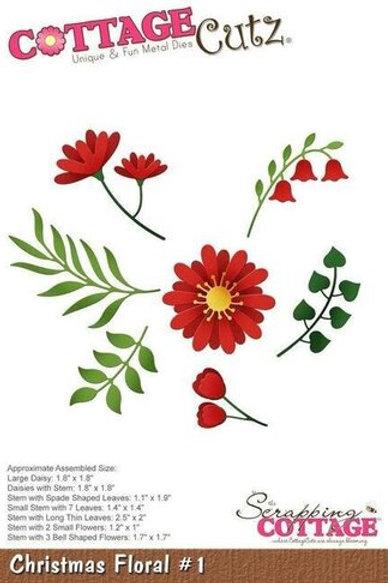 matrice de decoupe floral