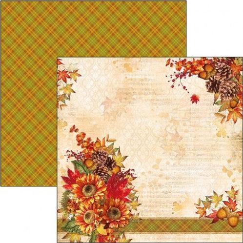 Double feuilles 30,5 x 30,5 cm vendu à l'unité