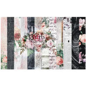 Papier Rose Field 30.5x30.5cm