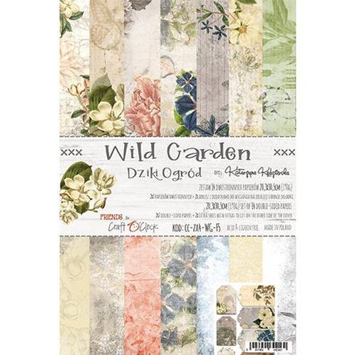 14 Papiers Wild Garden A4