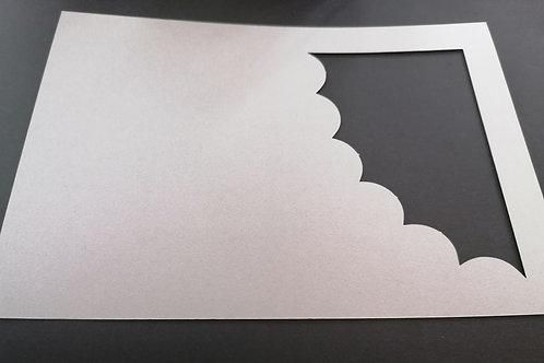 double carte Gris 10x15 cm